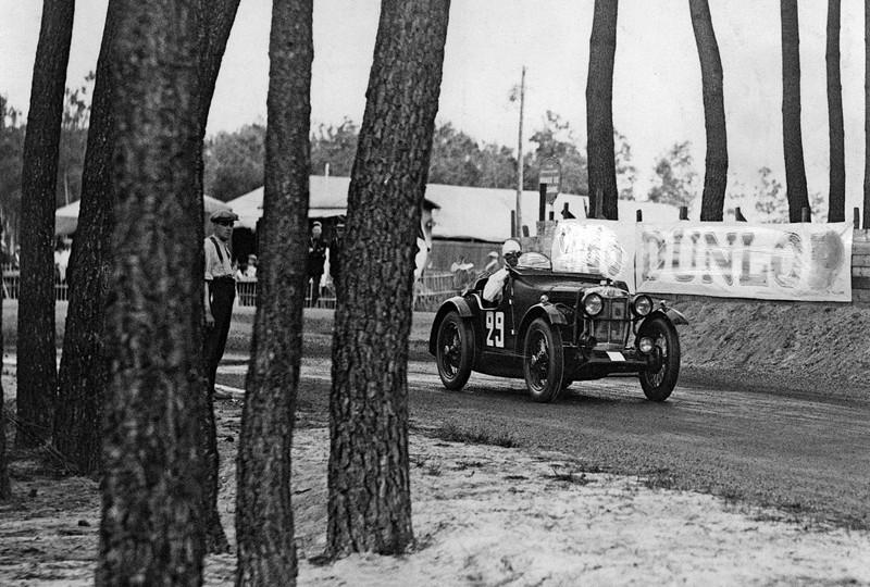 1930 MG Le Mans Midget Samuelson Le Mans  June 1930