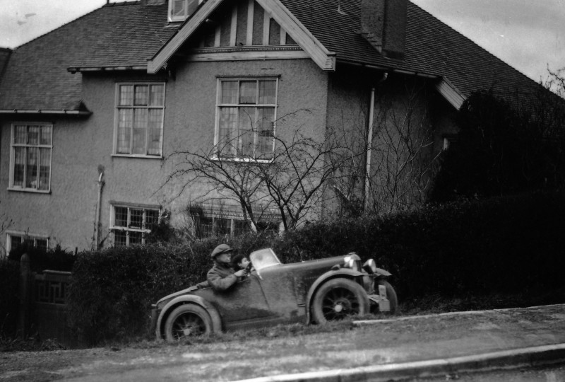 1929 MG Midget unidentified 1929 Gloucester LAT B2948