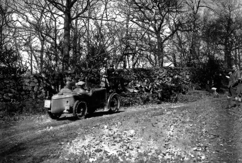 1929 MG Midget UB 101 1930 Leeds Club Trial LAT B3252