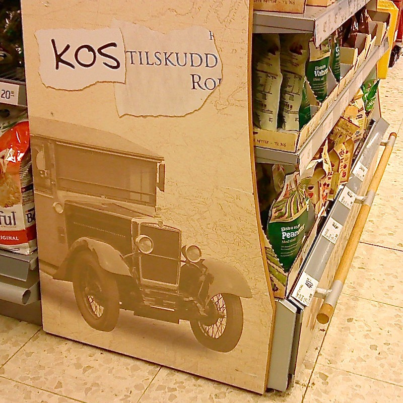 Nuts Rolf Schau Norway