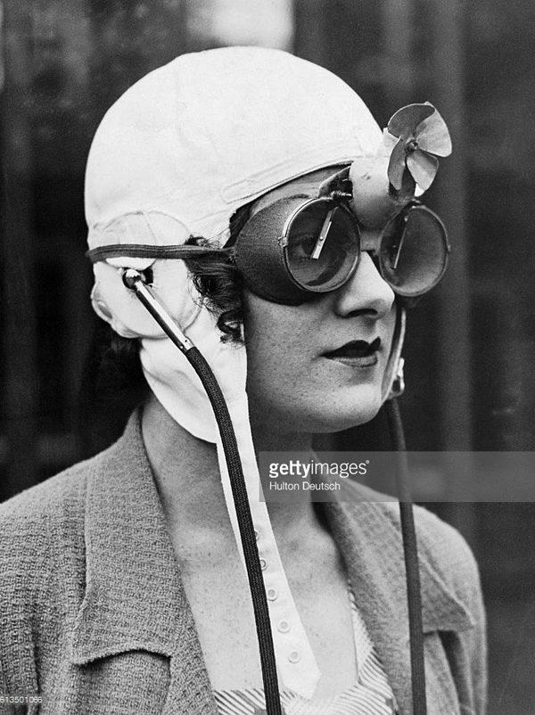 Rain goggles getty-hulton ws