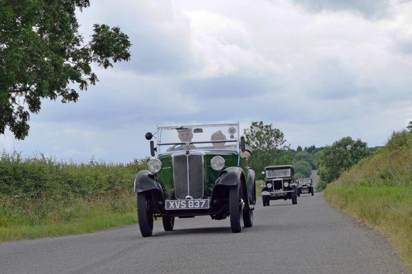 17-06-24 PWMN Rutland Rally KateMartinPic53 CastleBytham ws