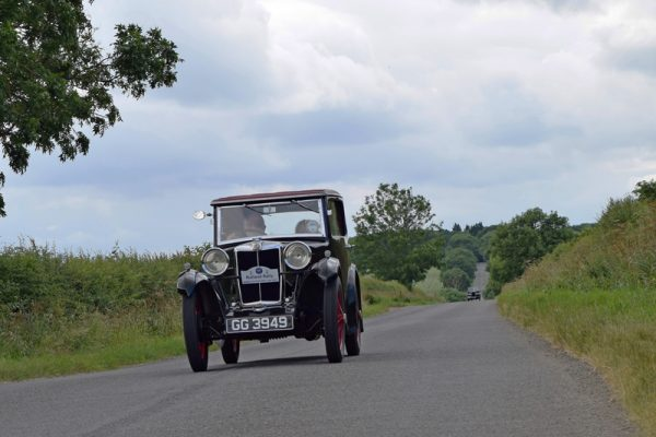 17-06-24 PWMN Rutland Rally KateMartinPic55 CastleBytham ws