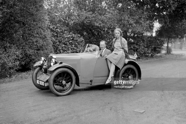 MG 1930 Robinson MG MG Midget b ws