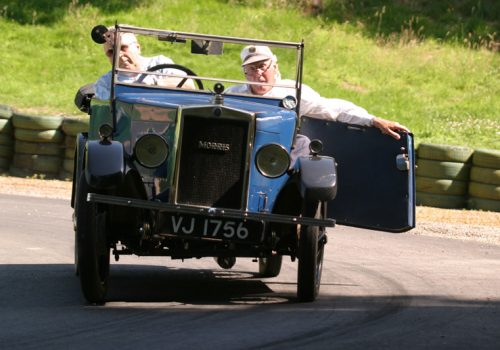 Clive Hamilton Gould & Brian Maeers VJ 1756 VMR Prescott 2005 Phil Jones image