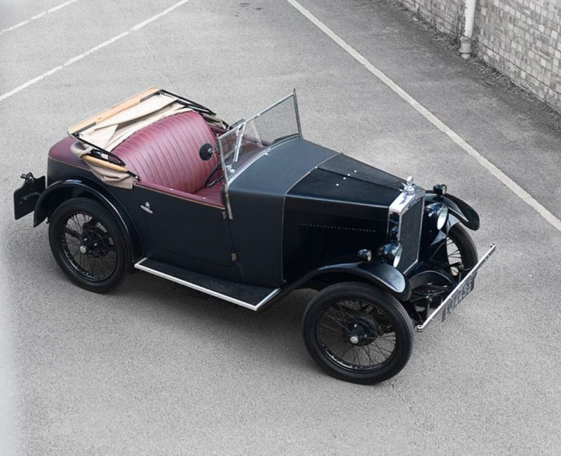 LJ 4435 1930 Minor Semi-Sports Sept 2017 car-iconics £20K b AMAD